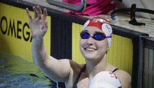 Tamila Holub consegue mínimos para os Jogos Olímpicos