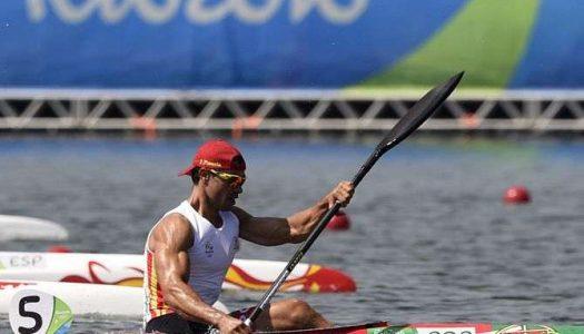 Fernando Pimenta conquista a prata nos Jogos Europeus