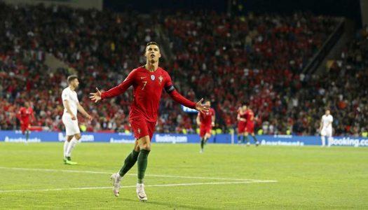 Portugal vs Suíça (destaques)