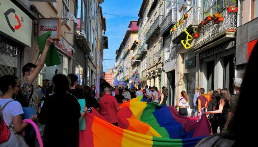 Braga Fora do Armário sai à rua este sábado