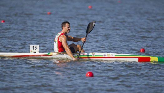 Fernando Pimenta conquista segunda medalha de prata