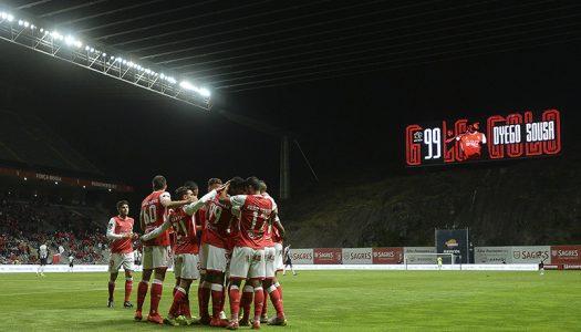 SC Braga. A época do quase