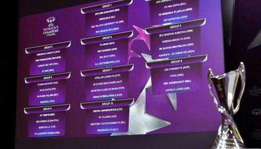 SC Braga vai à Letónia na estreia na Liga dos Campeões