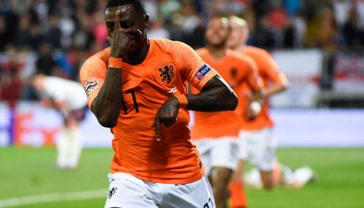 Holanda vs Inglaterra (destaques)