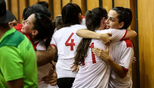 University of Murcia é campeã do Europeu Universitário de Futsal Feminino