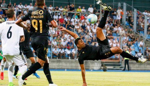 Liga Europa. Vitória SC com um pé na próxima eliminatória