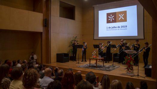 """Eugénio da Silva: """"Pode desenvolver-se um Instituto de Educação mais desenvolvido e sustentável"""""""