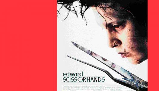 #Arquivo | Edward Scissorhands: um clássico intemporal