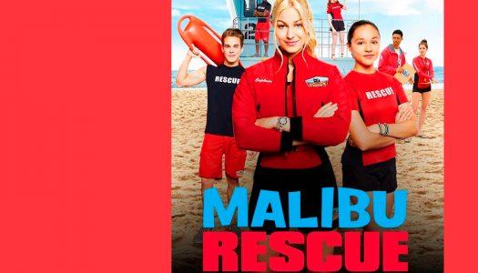 Equipa de Resgate: Malibu: um filme por água abaixo