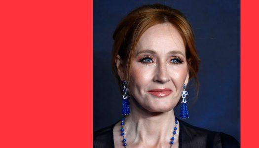 #Perfil   Joanne Rowling: (a)típico