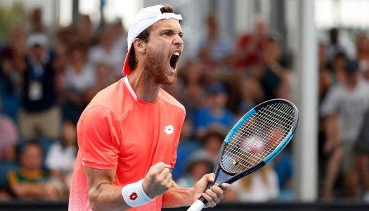 US Open conta com a entrada direta de João Sousa