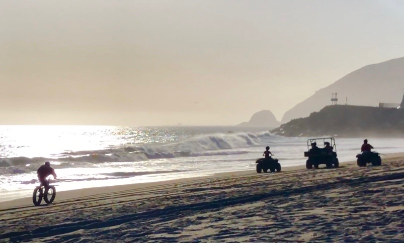 Equipa de Resgate: Malibu