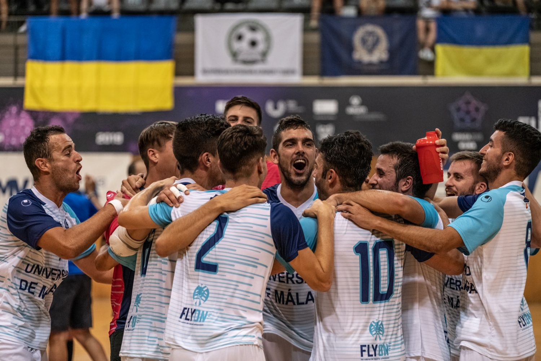 Europeu Universitário de Futsal