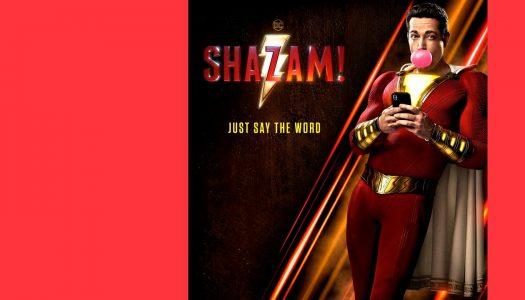 Shazam!: um mini-herói que não deixa de ser super