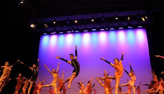 Braga foi palco do Campeonato do Mundo de Dança