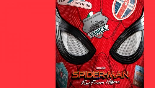 Spider-Man: Far From Home: far from being just a kid