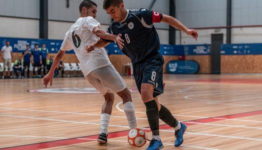 A bola já rola no Campeonato Europeu Universitário de Futsal