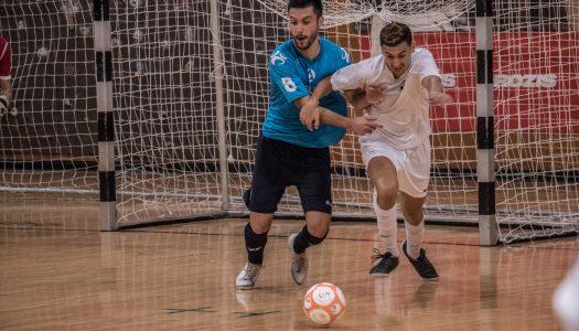 Anfitriões e equipas femininas em estreia no segundo dia dos Europeus Universitários de Futsal