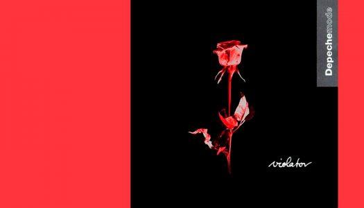#ARQUIVO   Violator: um abraço único e bem sucedido ao mainstream