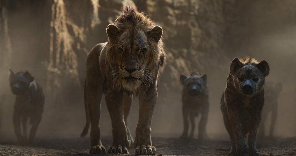 Scar, O Rei Leão