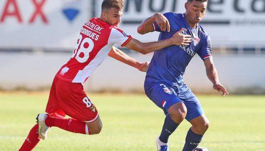Gil Vicente FC abre época com o pé direito