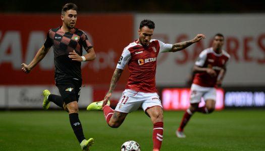 SC Braga vence duelo de minhotos na pedreira