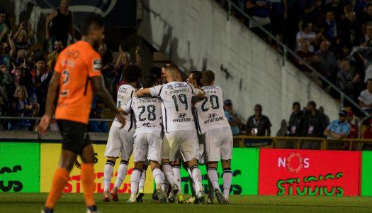 FC Famalicão soma segunda vitória e lidera Liga NOS