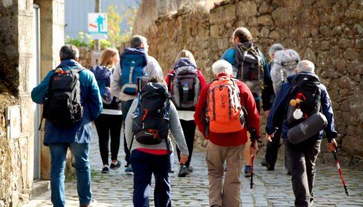 Número de peregrinos de Braga para Santiago de Compostela aumentou 32%