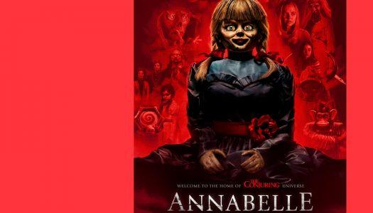 Annabelle III: o verdadeiro terror é a falta dele