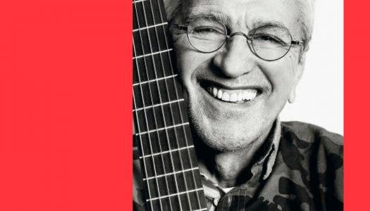 #Perfil | Caetano Veloso: 77 anos de alegria, alegria