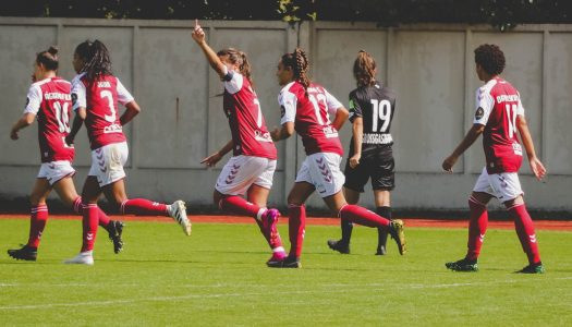 SC Braga triunfa pela quarta vez consecutiva