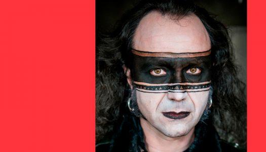 #Perfil | Fernando Ribeiro: o metal é para todos
