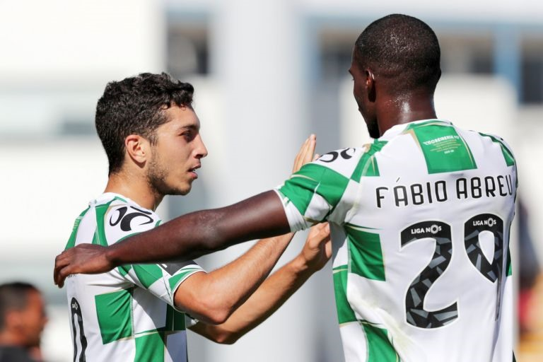 Bilel, Fábio Abreu, Moreirense