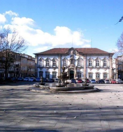 Biblioteca Lúcio Craveiro da Silva sem-abrigo
