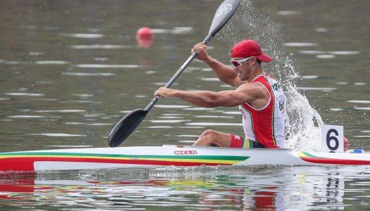 Fernando Pimenta conquista segunda medalha de bronze em Szeged