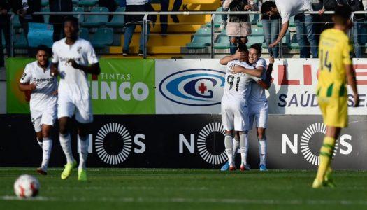 Vitória SC vence CD Tondela