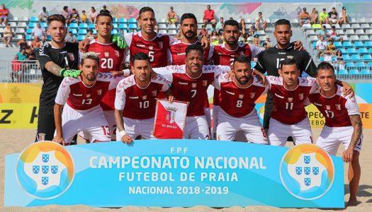 SC Braga entra a ganhar no apuramento de campeão