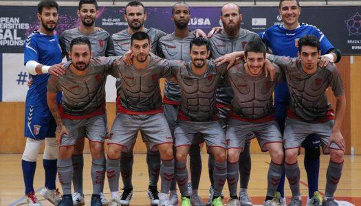 SC Braga/AAUM avança para as meias-finais da Taça de Portugal