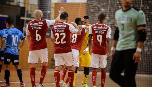 SC Braga/AAUM entra na Liga Placard com o pé direito