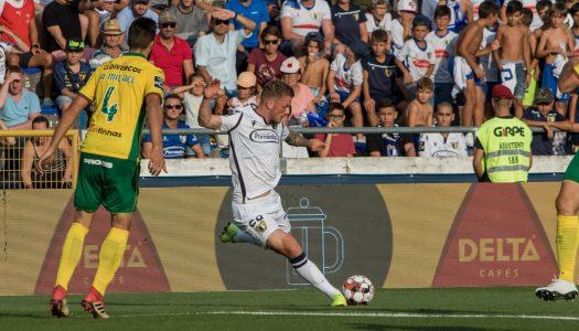 FC Famalicão vence e segue no topo da tabela