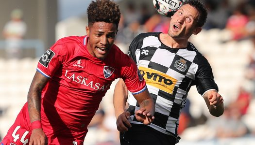 Gil Vicente FC paga cara a ineficácia e empata
