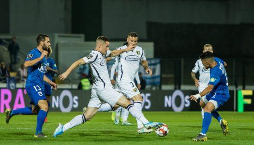 FC Famalicão vence Belenenses SAD e mantém liderança