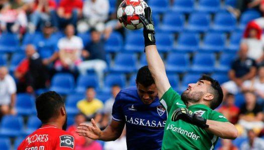 Gil Vicente perde na deslocação aos Açores com golo tardio