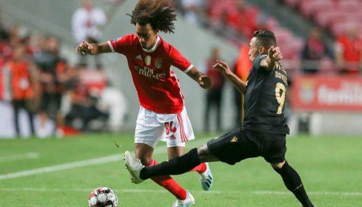 Vitória SC arranca Allianz Cup com empate