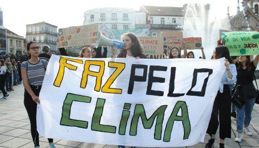 Greve Geral pelo Clima. A luta mundial por um planeta melhor