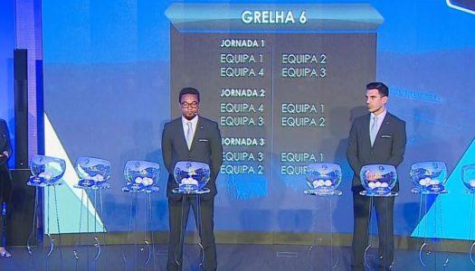SC Braga, Gil Vicente e Vitória SC conhecem adversários na Allianz Cup