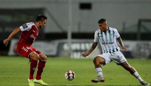 SC Braga soma quarto jogo sem vencer na Liga NOS