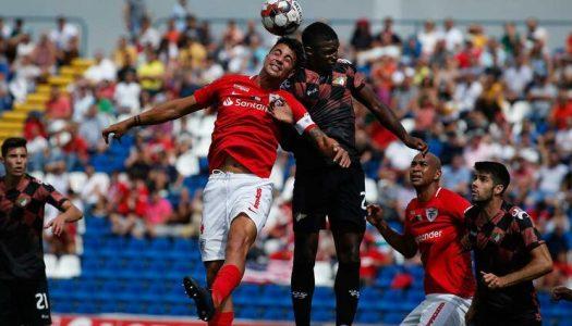 Moreirense continua sem vencer fora de portas
