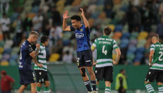 FC Famalicão vence em Alvalade e mantém a liderança