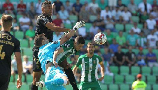 Vitória SC empata contra Rio Ave